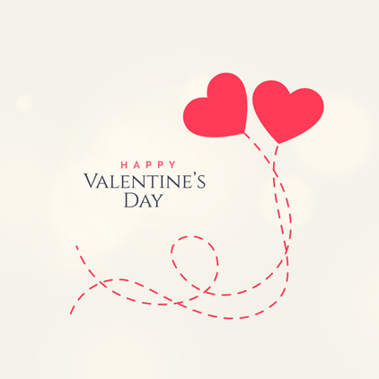 Beautiful Simple Valentine Day Photos