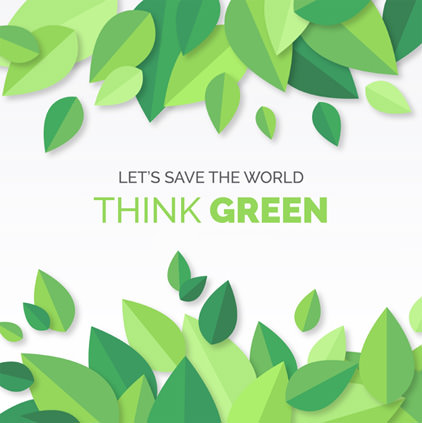 Save The World, Think Green