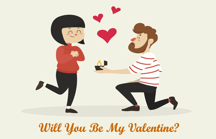 Will You Be My Valentine Image