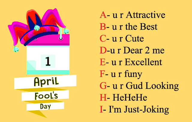 1st April Funny Pics