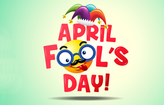 Happy 1st April Fools Day Images Hd With Funny Quotes Shayari Wishes