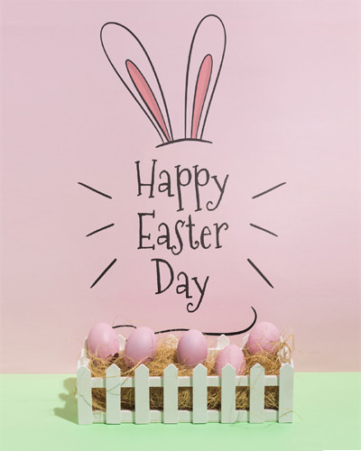 Cute Funny Easter Wallpaper