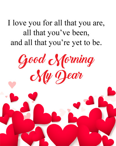 GM Love Wishes