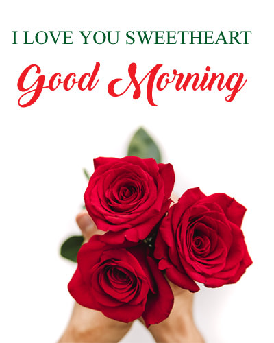 Good Morning I Love You Images for Whatsapp, Cute GM Luv