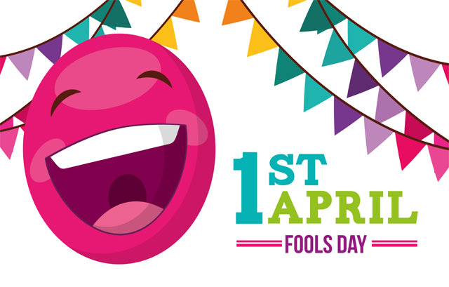 Happy 1st April Fools Day