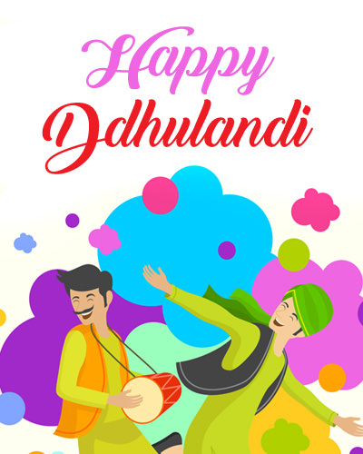Happy Dhulandi Images