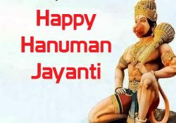 Happy Hanuman Jayanti Images