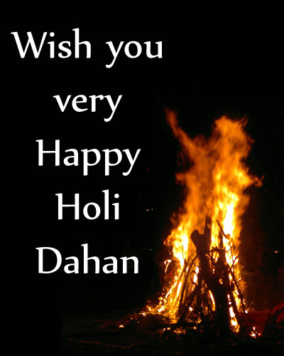 Holika Dahan ki photos
