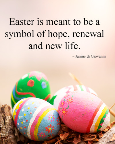 Inspirational Easter Quotations