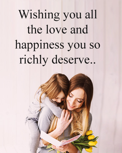 Love Quotes for Mother-Daughter