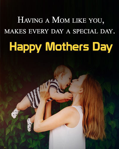 Mother Day English Wishes