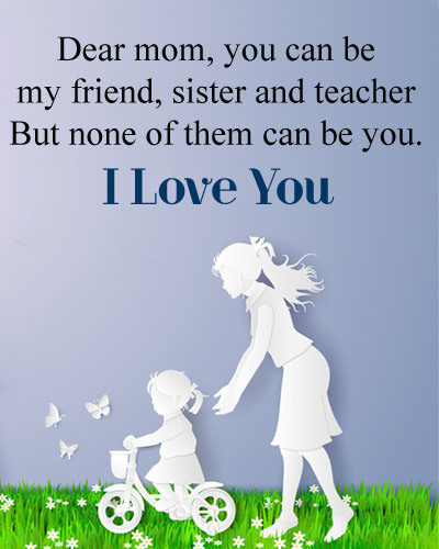 Mother Quotes from Daughter