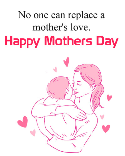 Mother's Love Quote for Mother Day