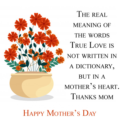 True Love Mother Quotes