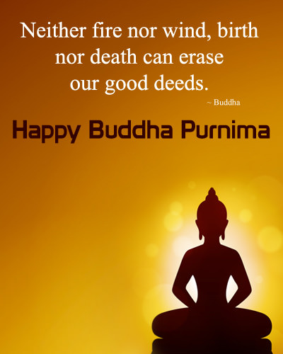 Good Deeds Quotes about Buddha
