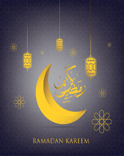 Moon Photos for Ramzan