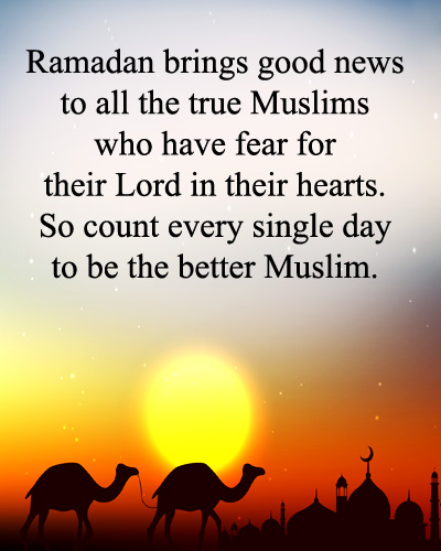 Ramadan Kareem Blessings for Muslim
