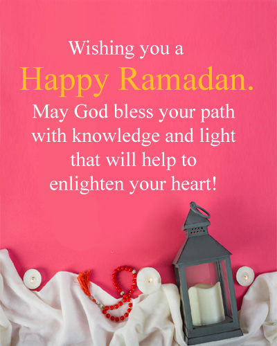 Happy Ramadan Kareem Wishes Images with Quotes, HD Blessings Msg