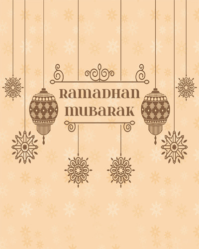 Ramadhan Mubarak in English