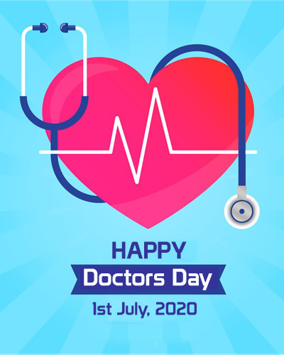 1st July Doctors Day 2020