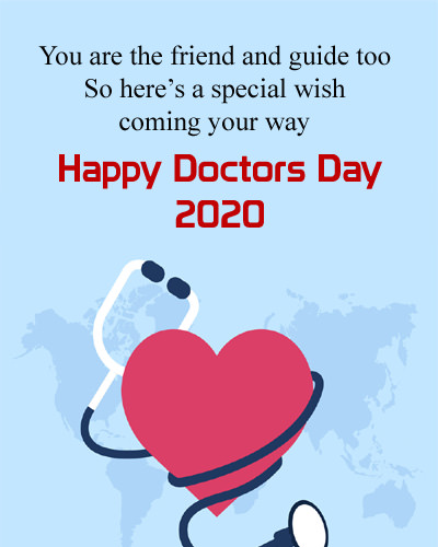 Happy Doctors Day 2020