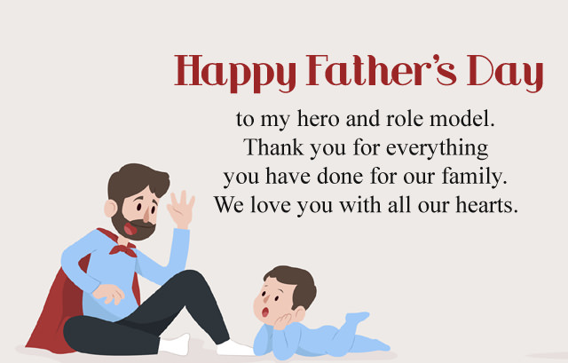 My Father Hero Messages From Son
