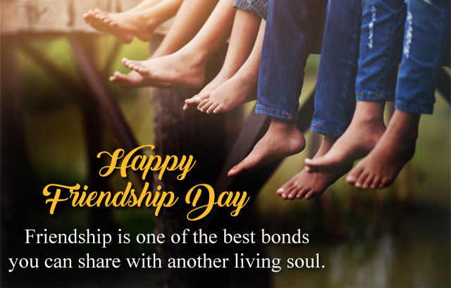 Best Bonds Friendship Day Wishes in English