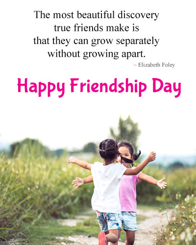 Friendship Day Quotes for True Friends