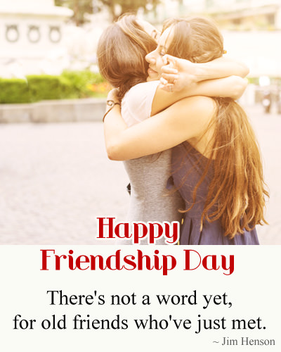 Friendship Day Sayings with 2 Girls Friend