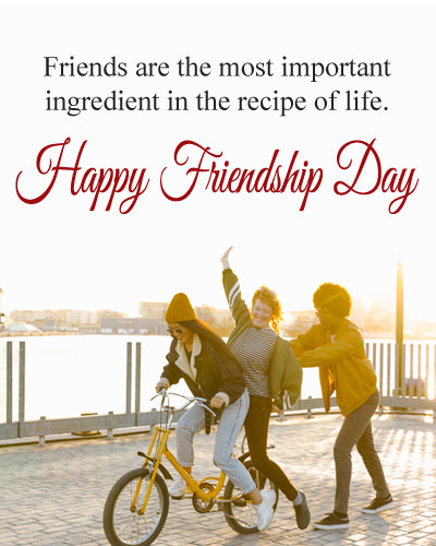 Friendship Life Quotes