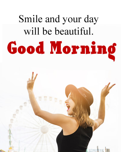 Gud Mrng Smile Quotes