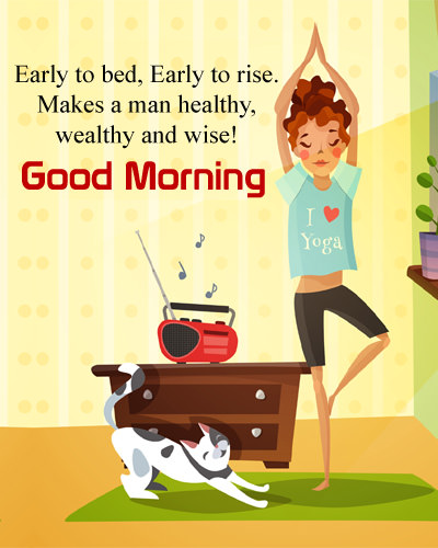 Healthy Wealthy Morning