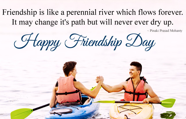 Special Quotes about Friendship Day