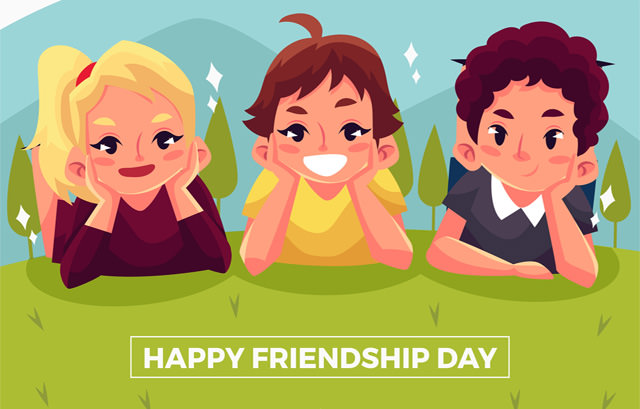Happy Friendship Day Images Hd 2020 Wishes Greetings Dosti Wallpaper