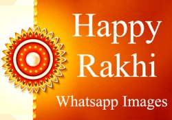 Happy Rakhi Whatsapp Images