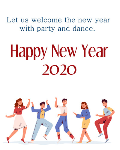 Happy New Year Quotes DP