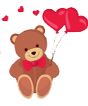 10th Feb Teddy Day Date