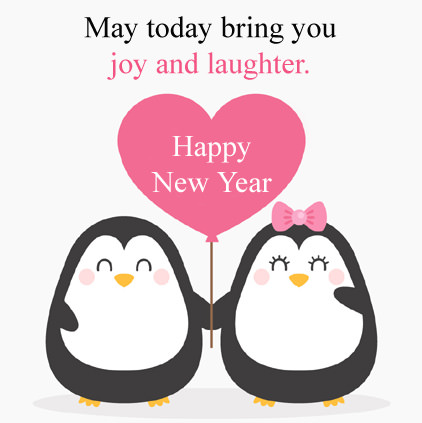 Cute New Year DP Images for Whatsapp