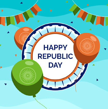 Happy Republic Day Images for Whatsapp