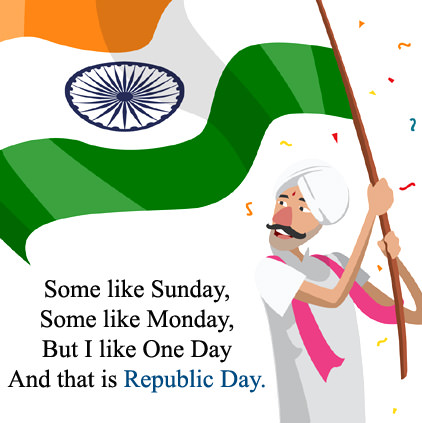 Republic Day English Shayari