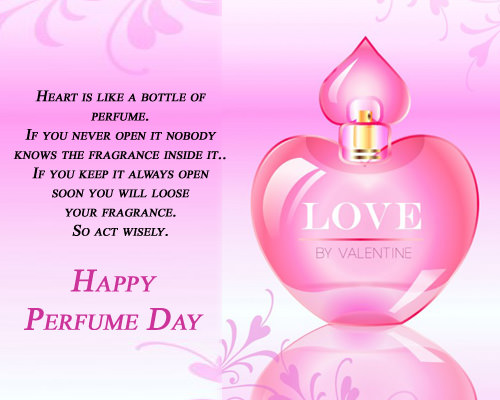 Perfume Day Quotes