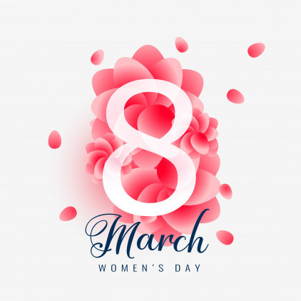 8th March Women's Day