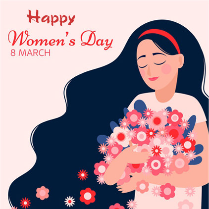 Cute Womens Day Photos