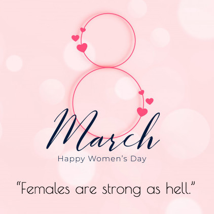 Happy International Women Day Quotes