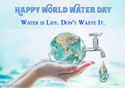 Happy World Water Day