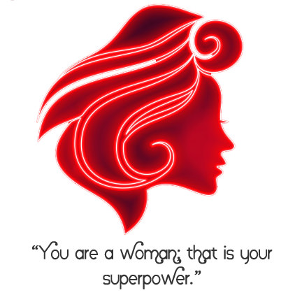 Superpower Woman Quotes