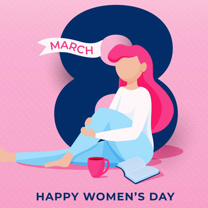 Womens Day Images for Girls