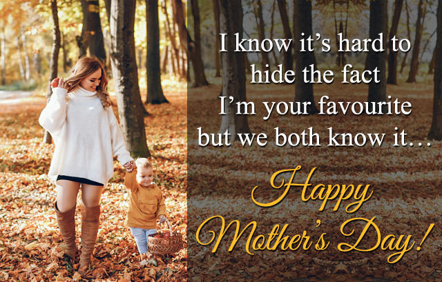 Mom SON Quotes