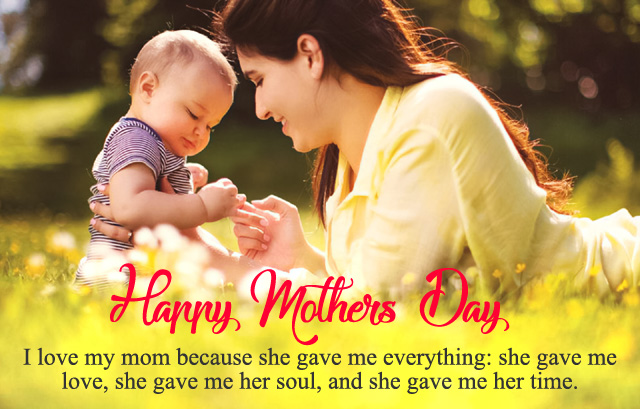 I Love You Mom Quotes from Girl