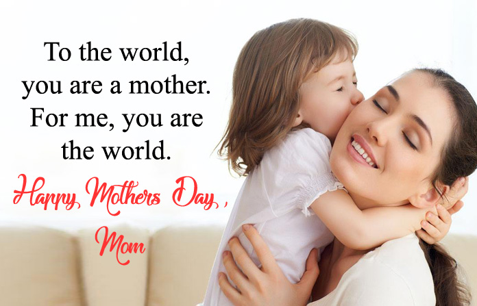 My World My Mom From Daughter